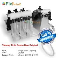 Tabung Tinta Canon G1010 G2010 G3010 G4010 G1000 G2000 G3000 G4000 New Original, Ink Tank Printer Canon PIXMA G1000 G2000