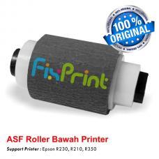 ASF Roller Bawah Penarik Kertas Epson R230 R210 R350 New