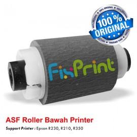 ASF Roller Bawah Penarik Kertas Printer Epson R230 R210 R350 New