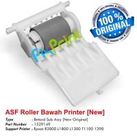 ASF Roller Bawah Penarik Kertas Epson Stylus Photo R2000 L1800 L1300 T1100 1390 R1390 New Original, Retard Sub Assy Part Number 1529149
