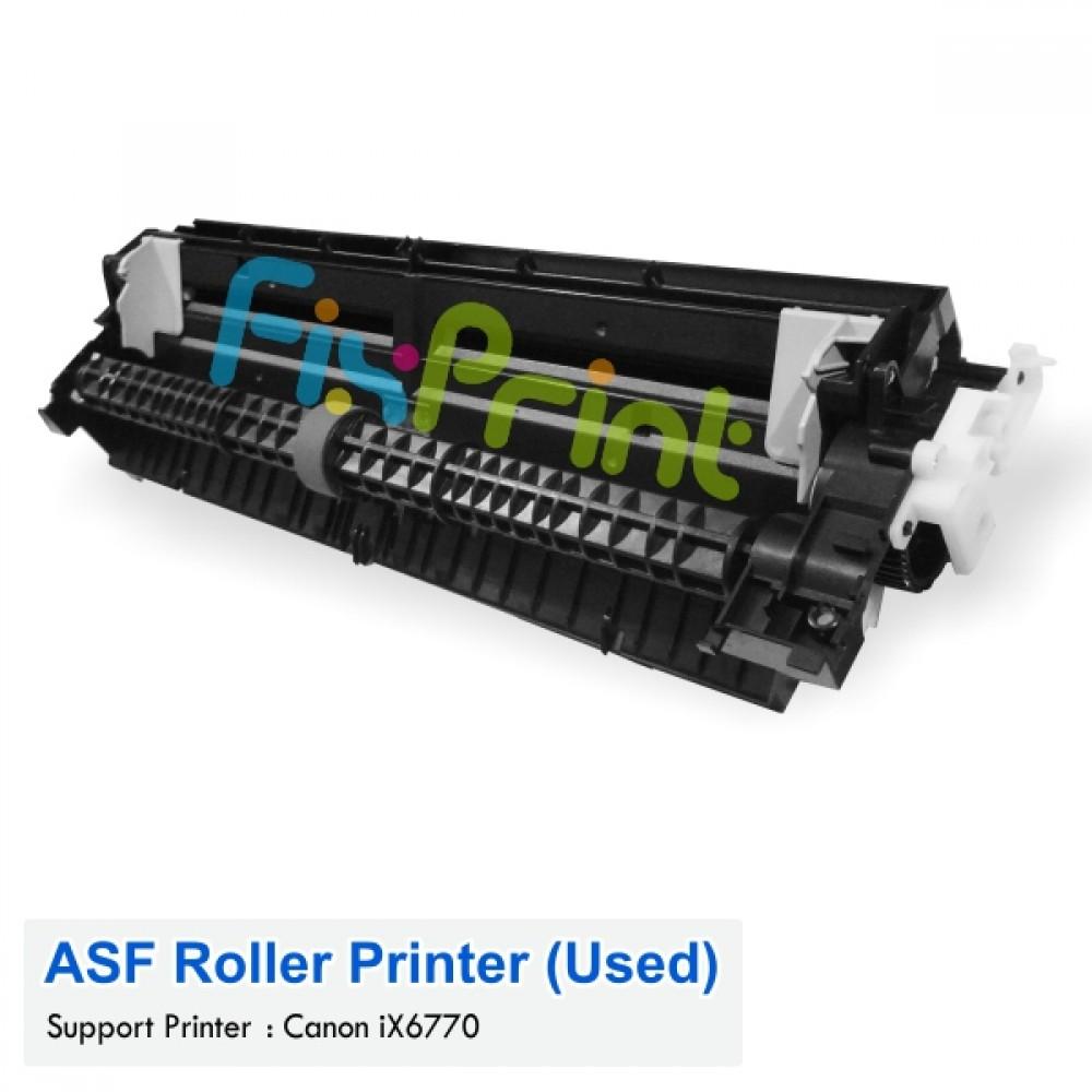 ASF Roller Penarik Kertas Canon iX6770 iX6870 Bekas Like New