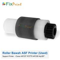 Roller Bawah ASF Penarik Kertas Printer Canon MP237 iP2770 MP258 MP287 Used