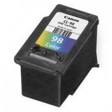 Cartridge Loose Pack Original Canon CL-98 CL98 98 Color Tanpa Box, Tinta Printer Canon E500 E510 E600 E610