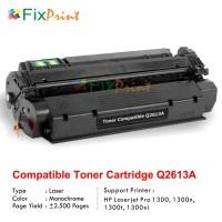 Cartridge Toner Compatible HP Q2613A 13A, Printer HP Laserjet Pro 1300 1300n 1300t 1300xi