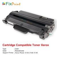 Cartridge Toner Compatible Printer Fuji Xerox 3160 3140