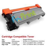 Cartridge Toner Compatible TN-2356 TN2356, Printer Brother HL-2360DN HL-2365DW DCP-L2540DW MFC-L2700D MFC-L2700DW MFC-L2740DW