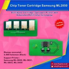 Chip Cartridge Samsung ML-2850 ML-2851 ML-2852 ML-2450, Chip Reset Printer Samsung ML2850 ML2851 ML2852 ML2450