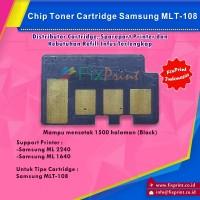 Chip  MLT-108 MLT-D108S,  Printer Samsung ML 2240 1640