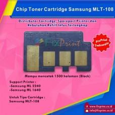 Chip  MLT-108 MLT-D108S,  Printer Samsung ML 2240 1640