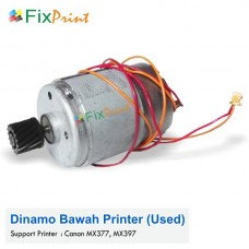 Dinamo Motor Bawah Canon E500 MX397 MX377 Bekas Like New