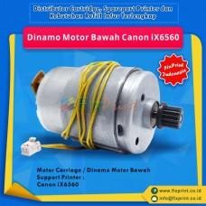 Dinamo Motor Bawah Canon iX6560 iX4000 iX5000 Bekas Like New