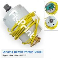 Dinamo Motor Bawah Canon iX6770 Bekas Like New