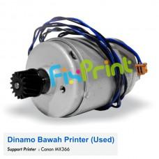 Dinamo Motor Bawah Canon MX366 Used