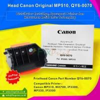 Head Canon MP510 MX700 iP3300 MP520 iP3500 Original, Printhead Canon QY6-0070