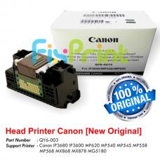 Head Printer Canon IP 3680 ip3680 MP620 MP540 MP545 MP558 MP568 MX868 MX878 MG5180 New Original, Printhead Canon QY6-0073 PGI820 CLI821