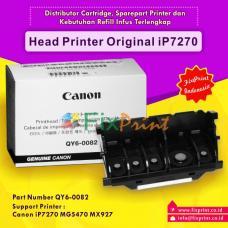 Head Printer Canon iP7270 7270 MG5470 MX927 Original, Printhead Canon QY6-0082