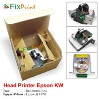 Head Printer Epson LQ-1170 LQ1170 Original Refurbished, Printhead Epson LQ-1170