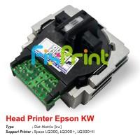 Head Printer Epson LQ-300 LQ300 LQ300+ LQ300+II Original Refurbished, Printhead Epson LQ300
