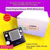 Head Printer Epson R250 TX400 CX7300 CX9300 Refurbished, Printhead Epson R250 Refurbish