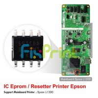 IC Eprom Epson L1300, IC Eeprom Epson L1300, IC Counter Epson L1300, Resetter Printer Epson L1300
