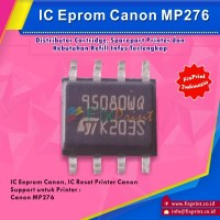 IC Eprom MP276 Canon, IC Eeprom Reset Canon MP276. IC Counter mp 276, IC 95080