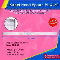 Kabel Head Epson PLQ-20 New (1 Pair), Cable Flexible PLQ20