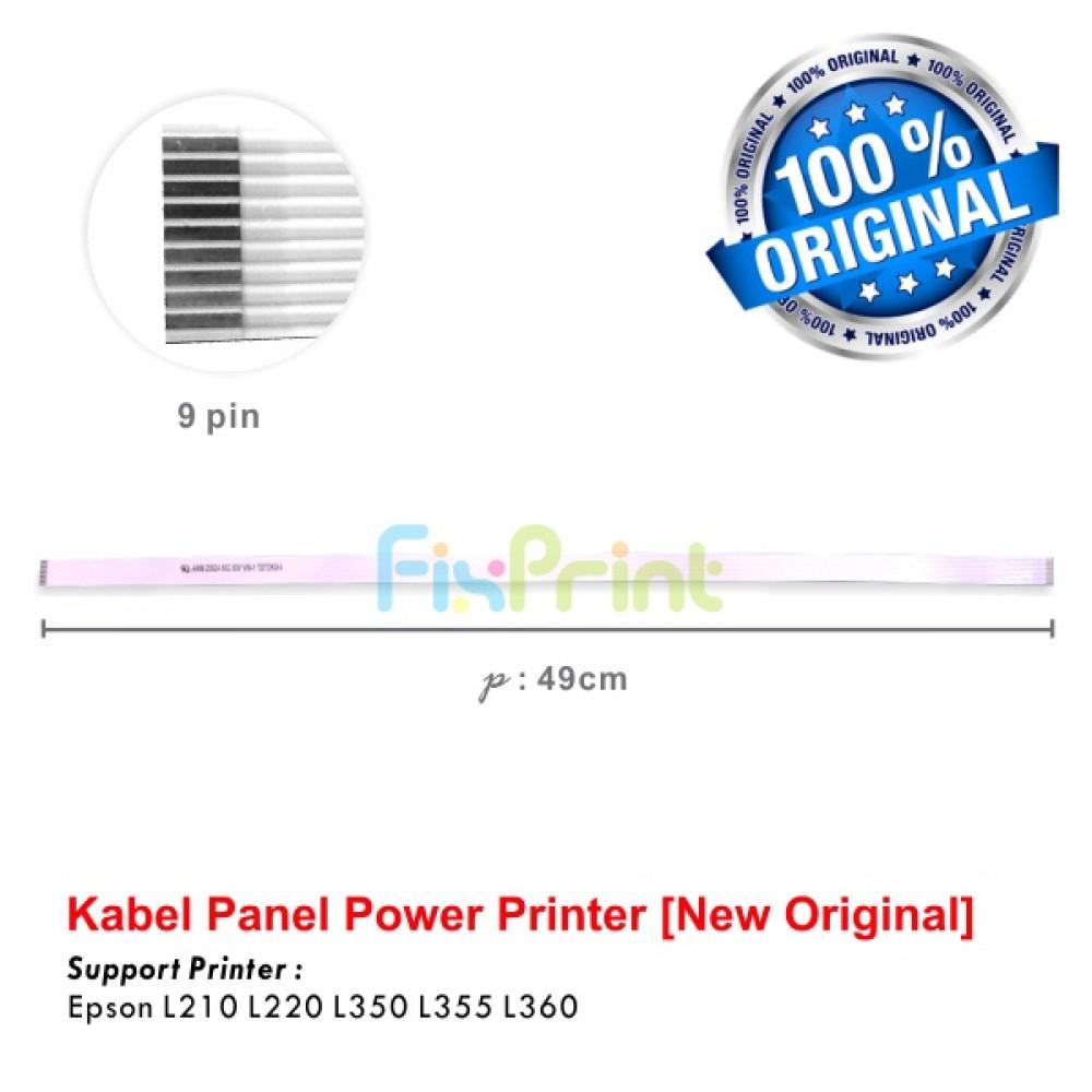 Kabel Panel Power Epson L220 L350 L355 L360 L210 New Original