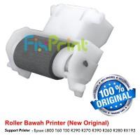 Karet Roller Bawah Epson L800 L805 L810 L850 T60 T50 R290 R270 R390 R260 R280 RX195 New Original