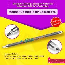 Magnet Complete Cartridge 06A C3906A 15A C7115A EP-22 EP-27, Printer HP Laserjet 5L 6L 1000 1005 1200 1220 1300 3100 3300 3320 3330 3380