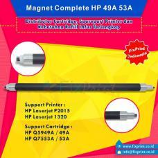 Magnet Complete HP 49A Q5949A 53A Q7553A, Printer HP P2015 1320