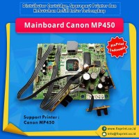 Board Canon MP450, Motherboard Mp450, Mainboard Canon MP 450 Cabutan
