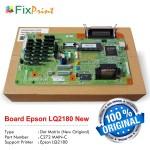 Board Printer Epson LQ2180, Motherboard LQ 2180, Mainboard LQ-2180 New Original, Part Number Assy JM46C0Y4A/2110060-01