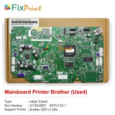 Board Printer Brother DCP-J140, Mainboard Brother DCP-J140w, Motherboard Brother J140w Used