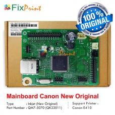 Board Printer Canon E410, Mainboard E410, Motherboard Canon E410 New Original