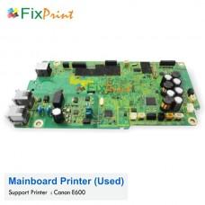 Board Printer Canon E600, Mainboard Canon E600, Motherboard Printer E600 Used