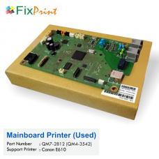 Board Printer Canon E610, Mainboard Canon E610, Motherboard Printer E610 Used