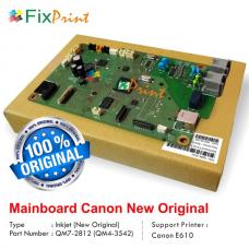 Board Printer Canon E610, Mainboard E610, Motherboard Canon E610 New Original, Part Number QM7-2812 (QM4-3542)