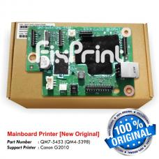 Board Printer Canon G2010, Mainboard Canon G2010, Motherboard G2010 New Original, Part Number QM7-5453 (QM4-5398)