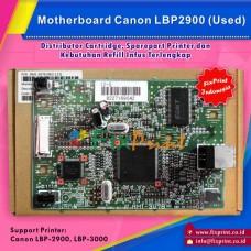 Board Printer Canon LBP-2900, Mainboard LBP2900, Motherboard Canon LBP 2900 Bekas Like New