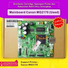 Board Printer Canon MG2170, Mainboard mg2170, Motherboard mg2170 Cabutan