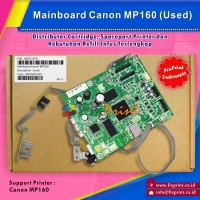 Board Printer Canon MP160, Motherboard Canon MP160, Mainboard MP-160 Bekas Like New