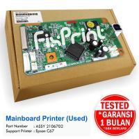 Board Printer Epson C67, Motherboard c67, Mainboard Epson C67 Bekas Like New