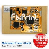 Board Printer Epson CX5500, Mainboard Epson CX 5500, Motherboard CX5500 Bekas Like New