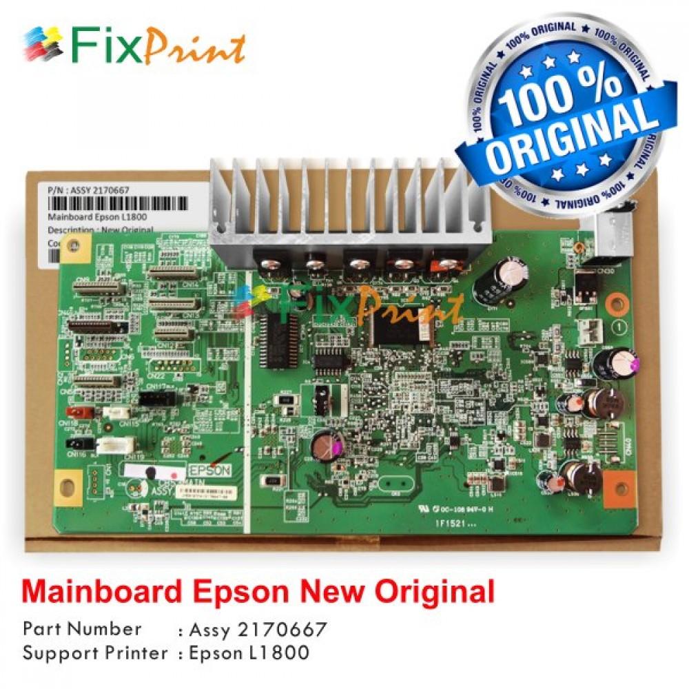 Board Printer Epson L1800, Mainboard L1800, Motherboard L1800 New Original