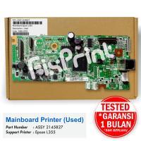 Board Printer Epson L355, Mainboard L355, Motherboard L355 Bekas Like New