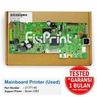 Board Printer Epson L385, Mainboard L385, Motherboard L385 Bekas Like New