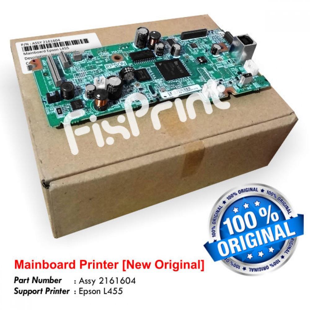 Board Printer Epson L455, Mainboard L455, Motherboard Epson L455 New Original