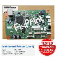 Board Printer Epson L805, Mainboard Epson L805, Motherboard L805 Non WiFi Bekas Like New