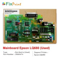 Board Printer Epson LQ-680, Mainboard LQ680, Motherboard LQ-680 Cabutan