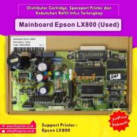 Board Printer Epson LX800, Mainboard LX-800, Motherboard Lx800 Used